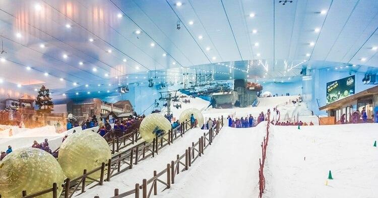 ski centar dubai