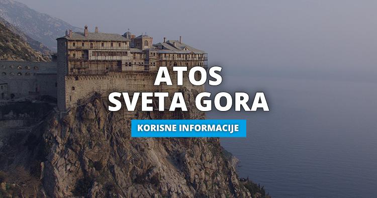 atos sveta gora mapa Sveta Gora   Atos (Grčka) | Manastiri Svete Gore na dlanu | Putuj  atos sveta gora mapa