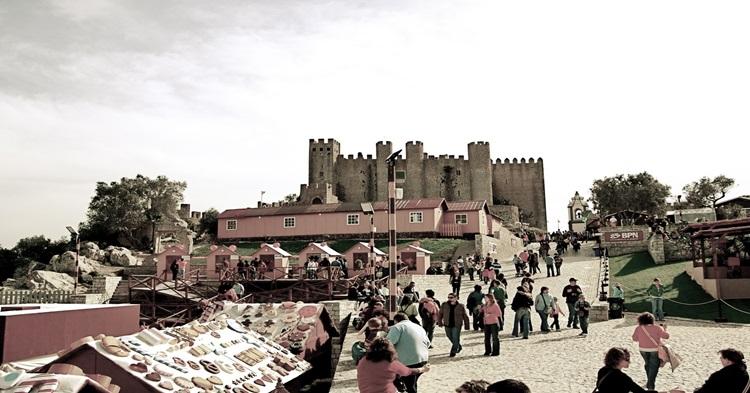 Obidos - romantično selo portugalskih kraljica