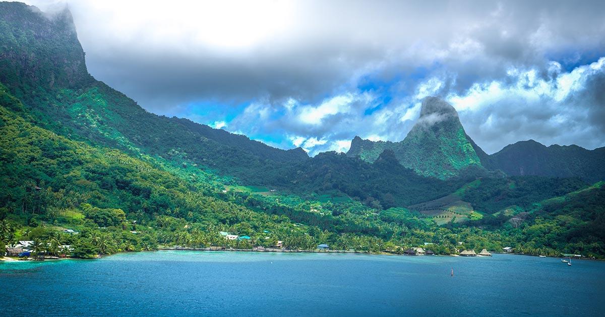 Francuska polinezija Tahiti i Bora Bora