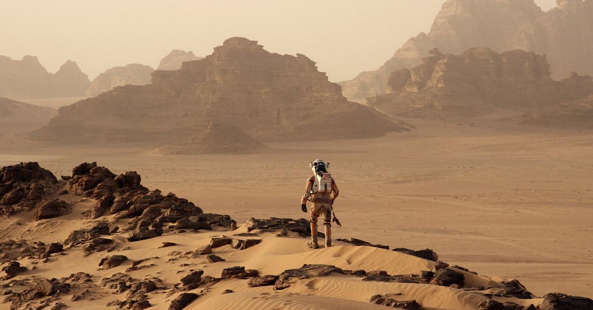 Kolonizovanje Marsa - turistički put na Mars