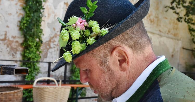 Bavarin - narodna nošnja
