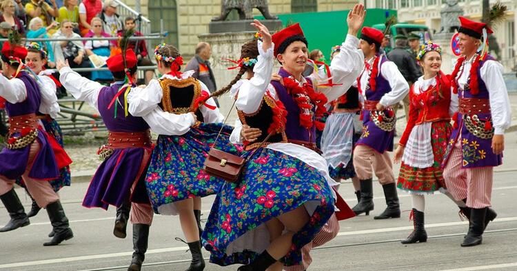 Minhen - bavarski folklor
