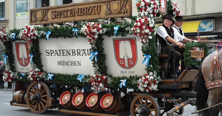 Statenbrau Bavarci i kultura Bavarske u Nemačkoj