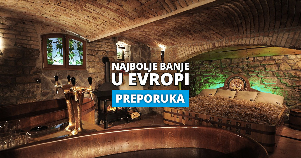 Top 3 banjske destinacije u Evropi i zašto su najbolje?  Putuj Sigurno turis...