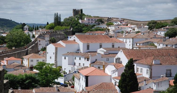 Obidos - romantično selo porutgalskih kraljica