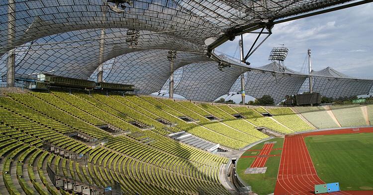 Allianz arena Minhen i Bayern munchen