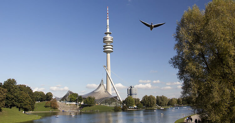Olimpijski toranj - Olympiaturm