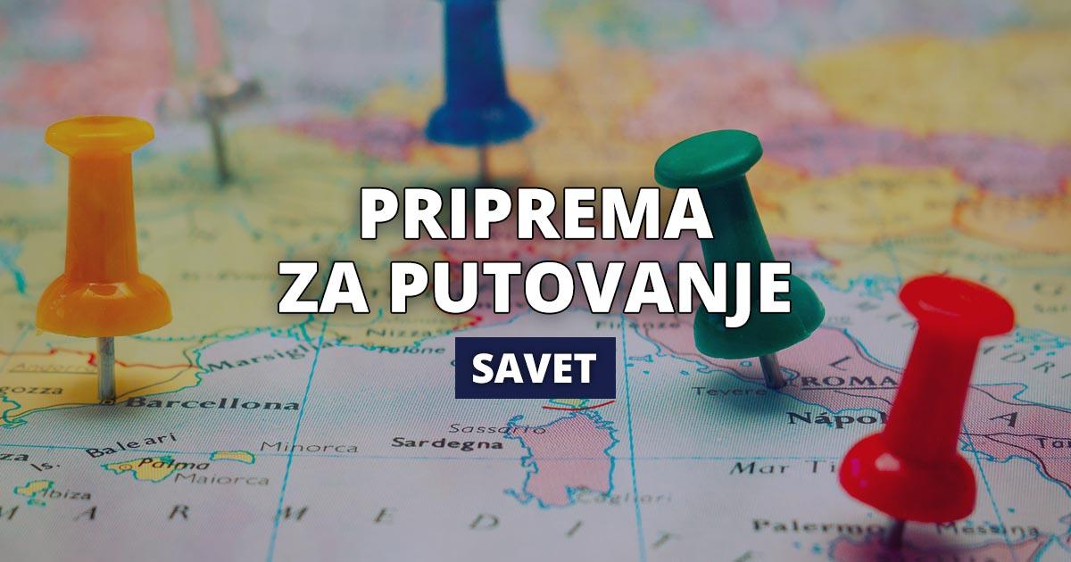 Priprema za putovanje: od destinacije do prtljaga  Putuj Sigurno turistički ...