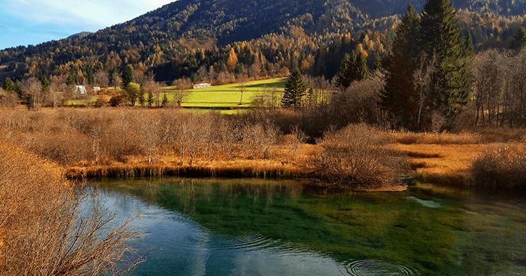 Slovenija Zelenci-kranjska-gora-1