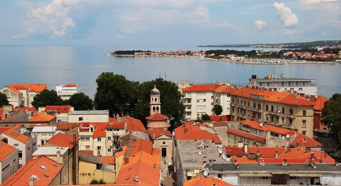 Grad Zadar na Primorju