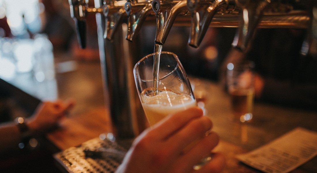 Brouwerij 't IJ pub u Amesterdamu