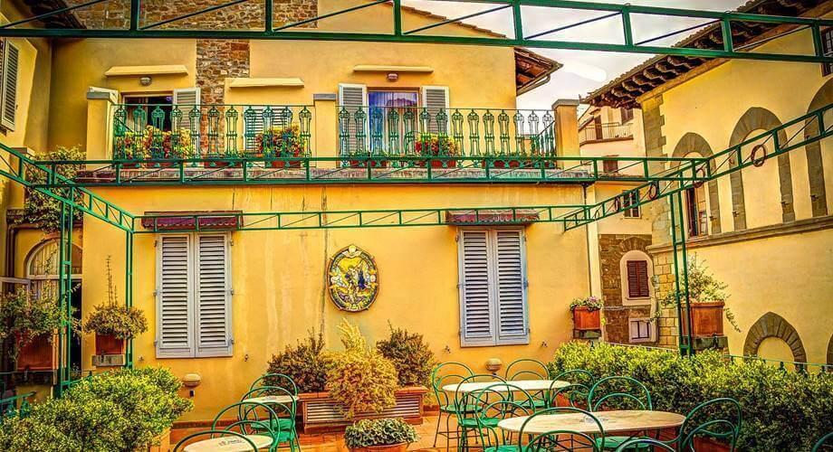 Italijanski restoran tradicionalne kuhinje