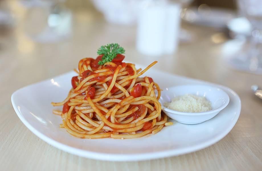 Italijanski specijalitet pasta - špageti