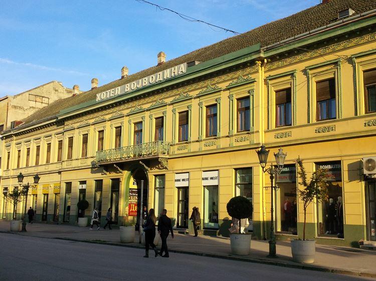 Hotel Vojvodina u Novom Sadu