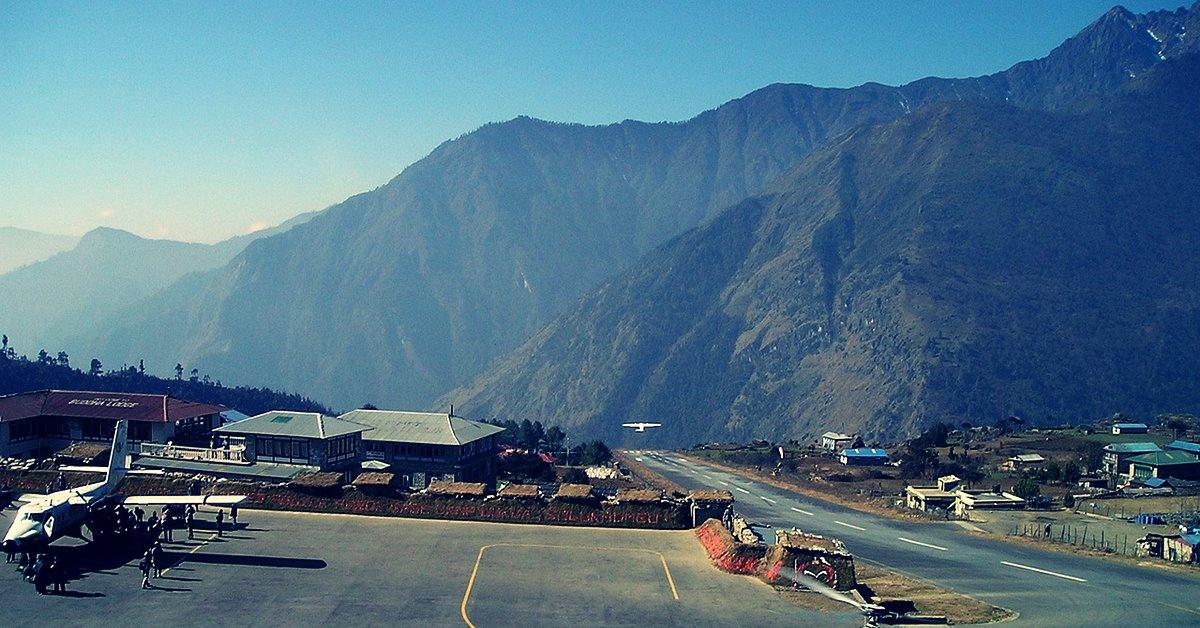 Najopasniji aerodrom na svetu - Lukla airport Nepal