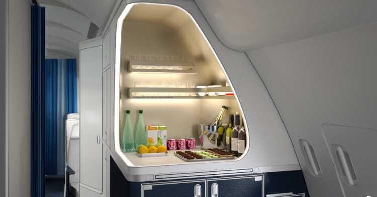 Hrana u Air France-u