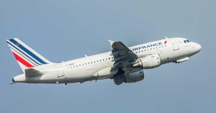 Air France u letu