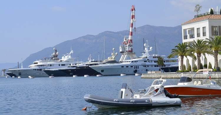 Tivat u Porto Montenegru