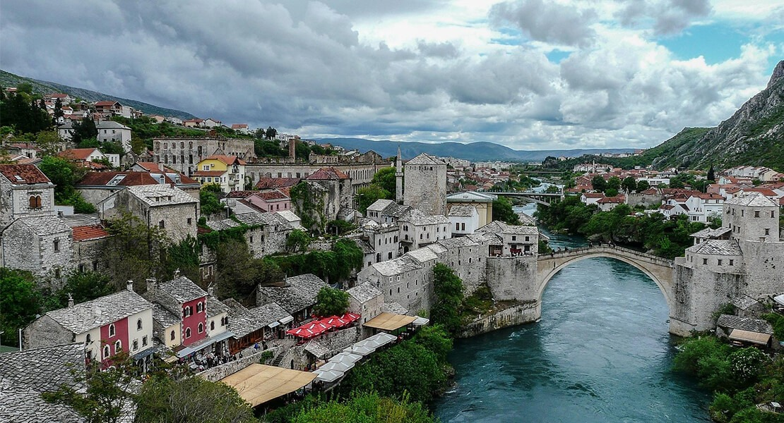Stari Most u Mostaru - Bosna i Hercegovina