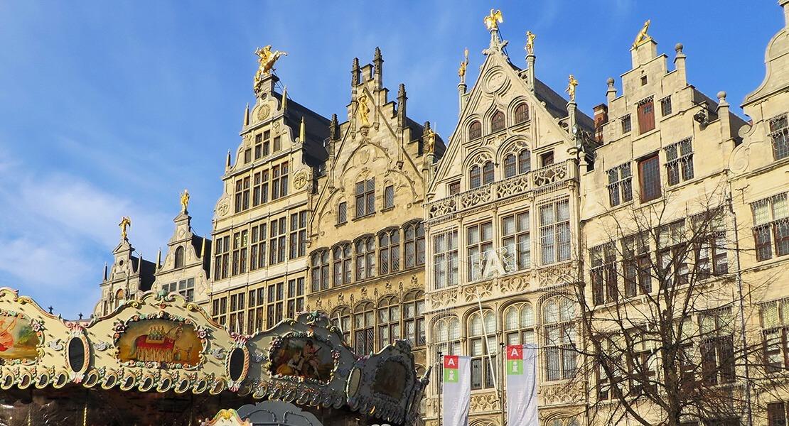 Kuće cehova u Briselu