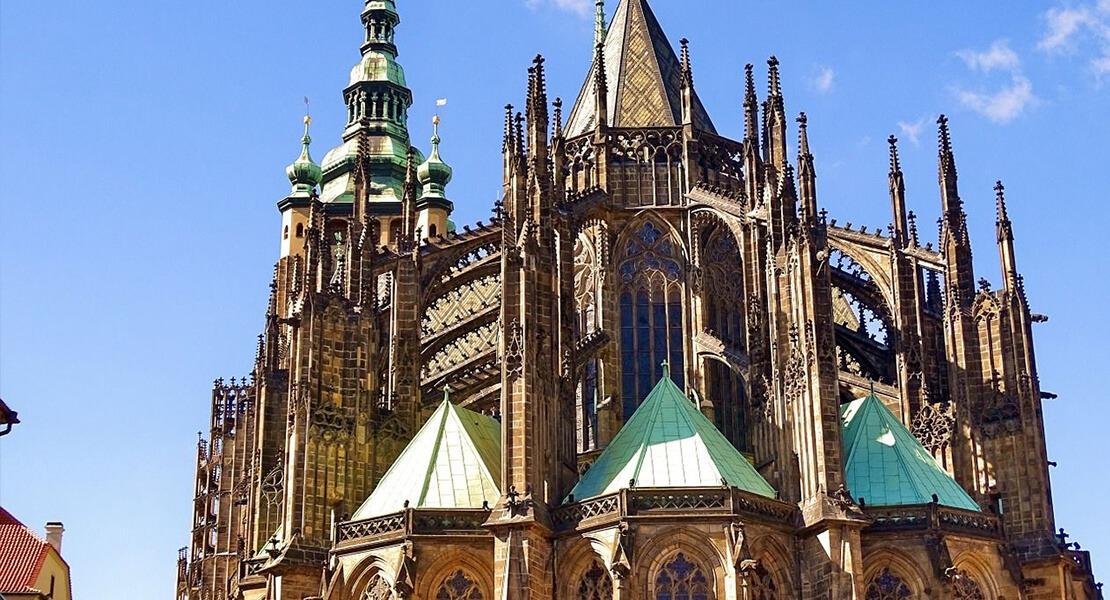 Katedrala u Pragu - Češka