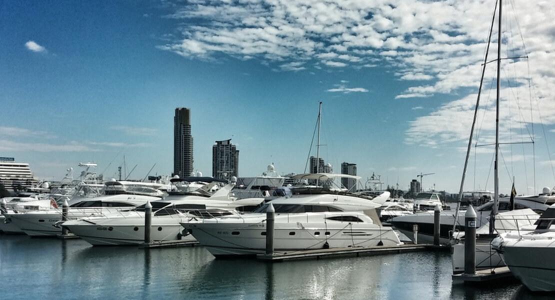 Marina - Gold Coast, Australija