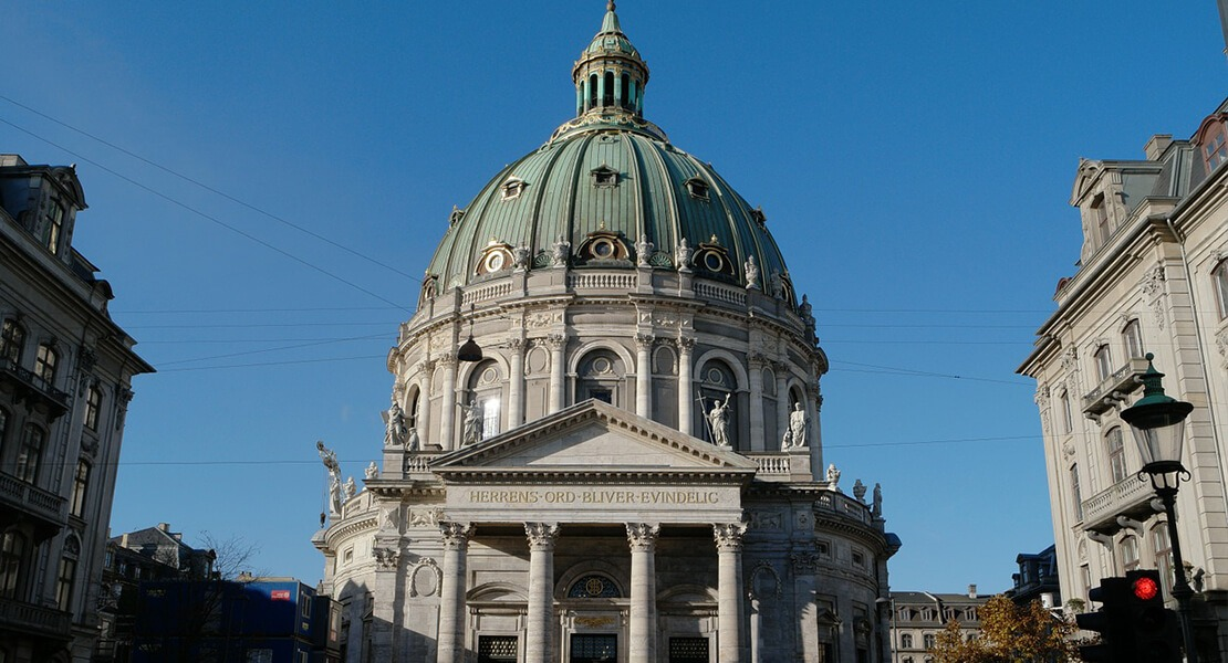 Frederikova crkva u Kopenhagenu