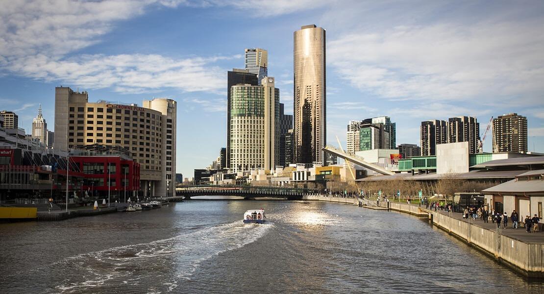 Crowne Plaza hotel u Melburnu