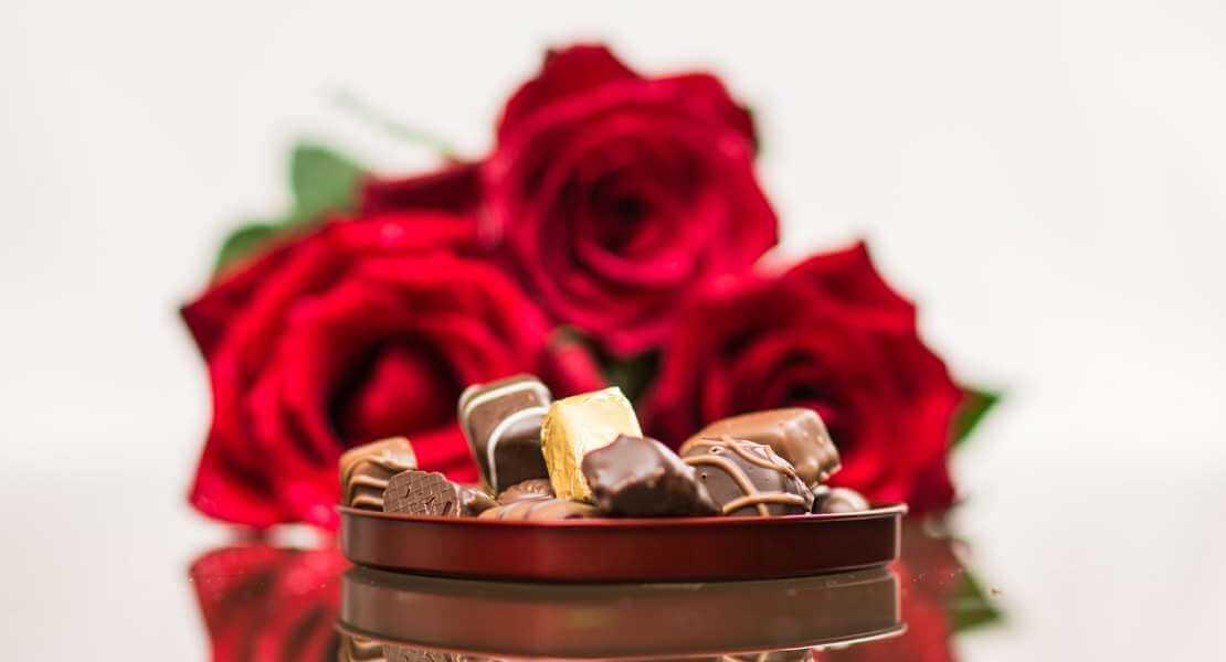 Ruze i cokoladice