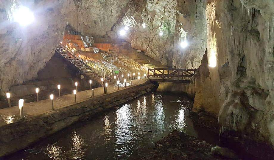 Pećina Stopica Zlatibor