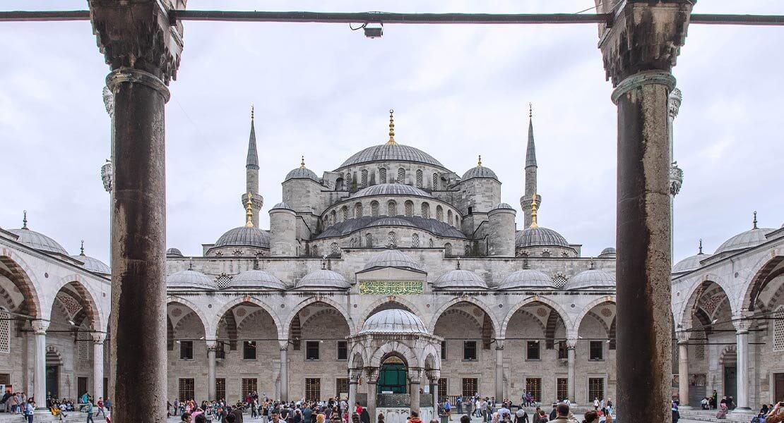 Aja Sofija u Istanbulu
