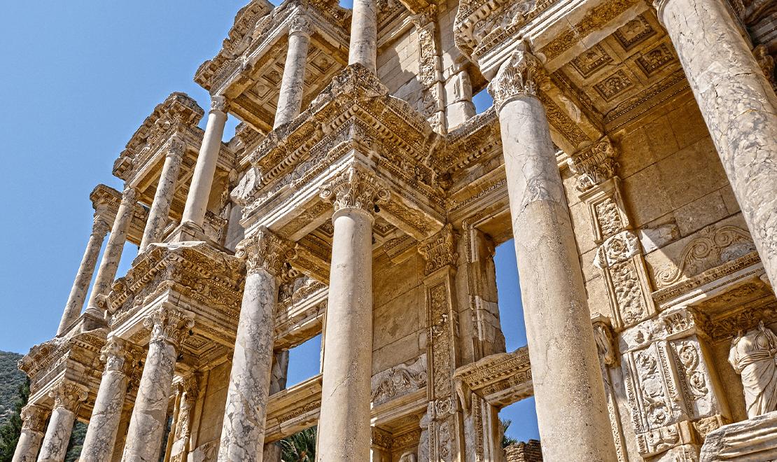 Rimske gradjevine u Izmiru