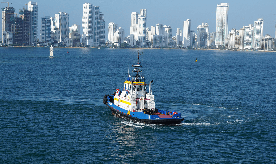 Kartaahena-Kolumbija