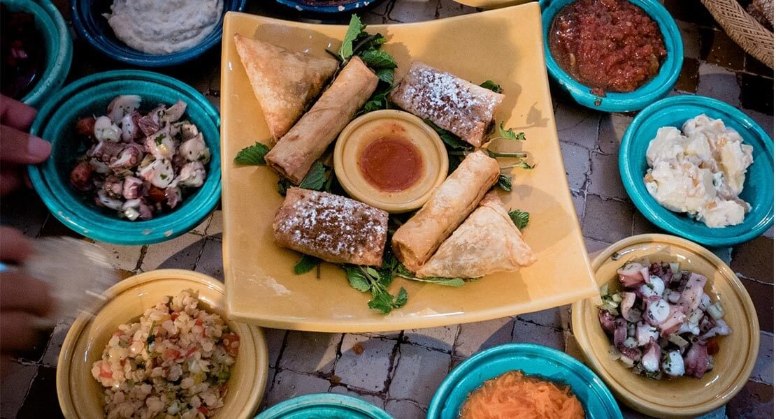 Marokanska hrana, Kazablanka