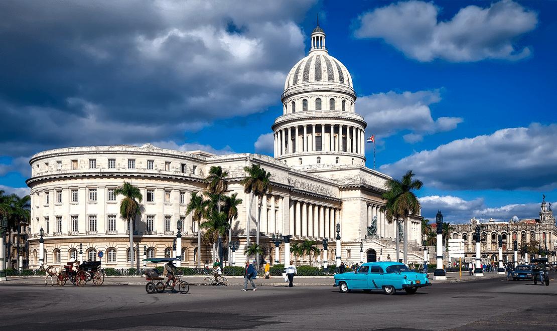 Kuba arhitektura