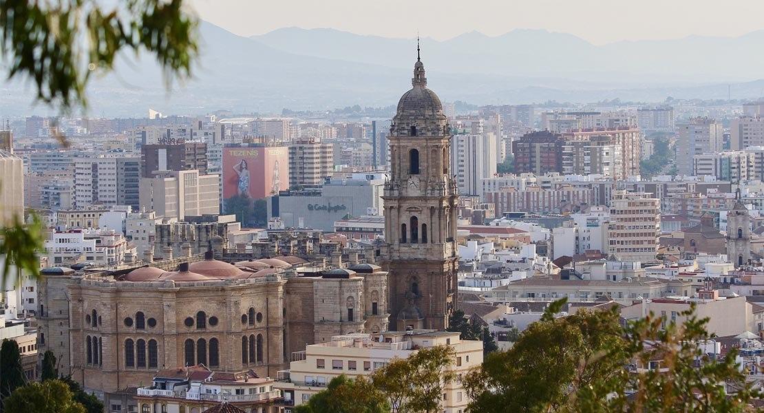 Pogled na Malagu