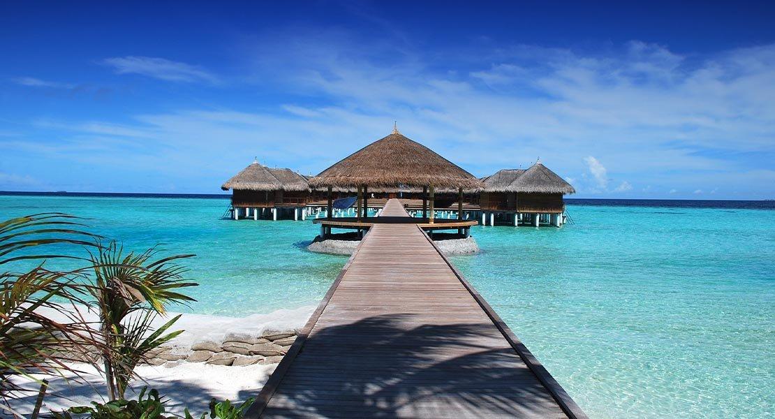 Bungalovi na Maldivima