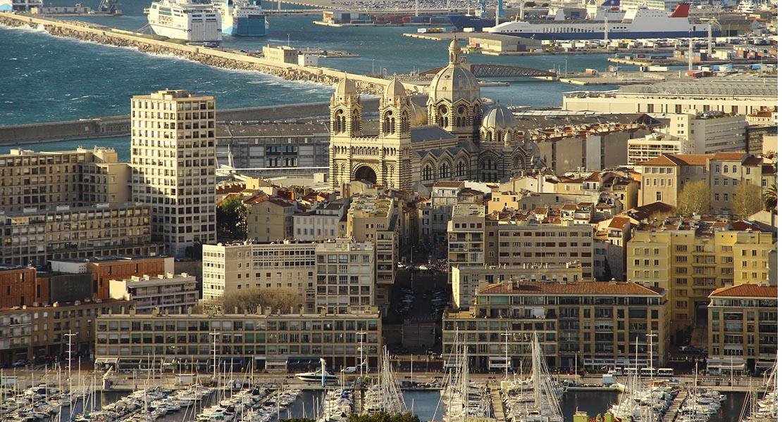 Katedrala u Marseju