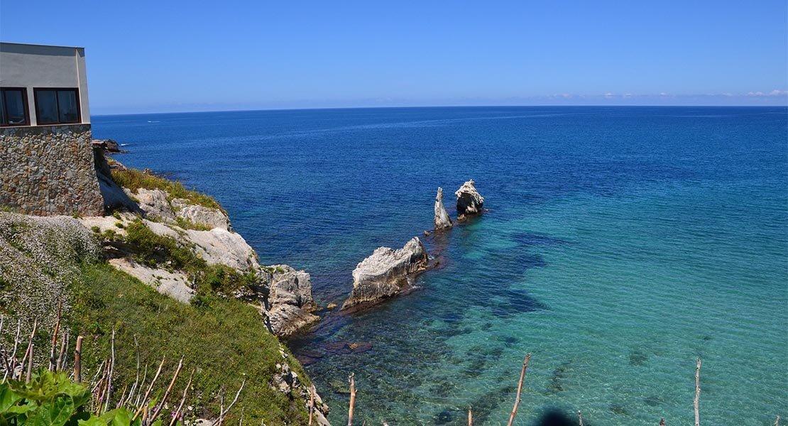 Azurna obala u Palermu