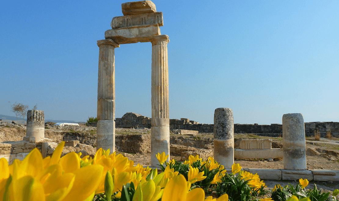 Pamukale-Hierapolis