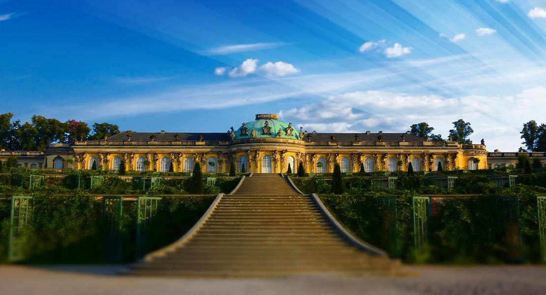 Arhitektura u Potsdamu