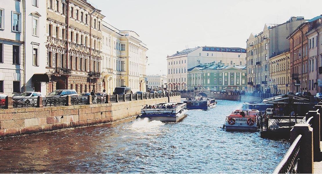 Kanal u Sankt-Petersburgu