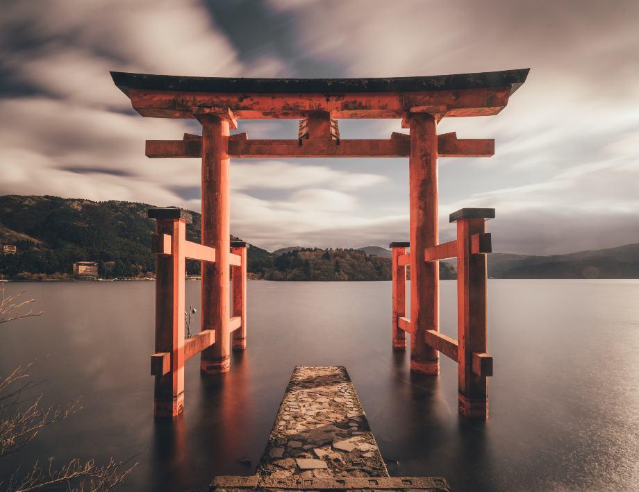 Crvena kapija u Japanu