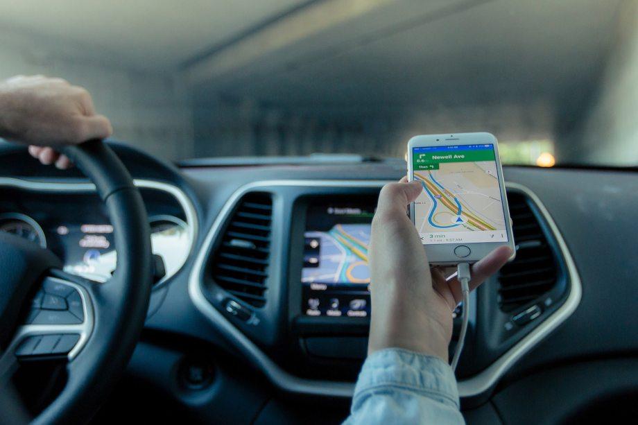 Mobilni telefon kao navigacija