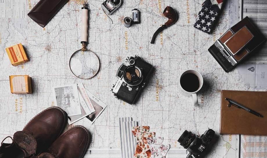 Fotografska oprema za putovanje