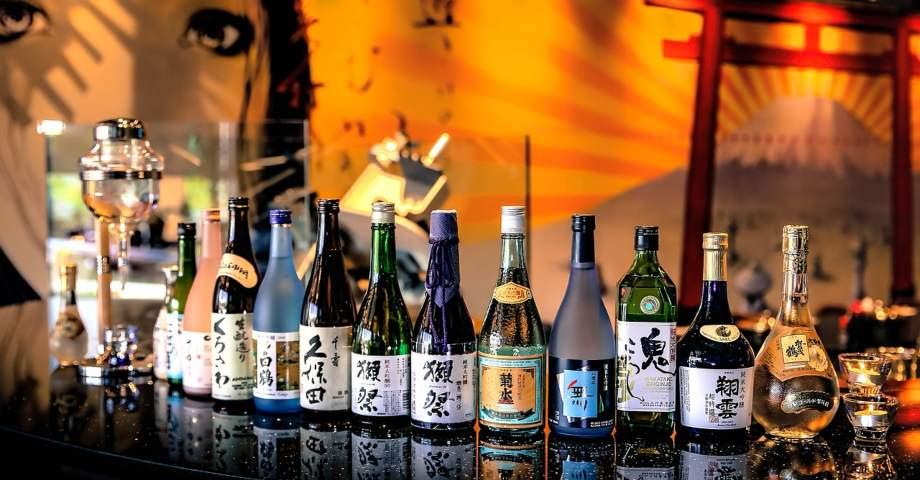 Degustacija alkoholnih pića u Japanu