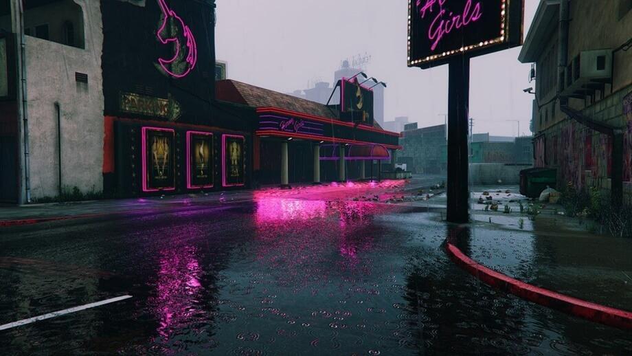 striptiz klubovi