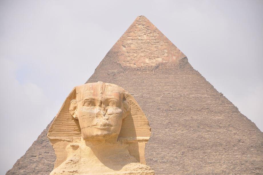 Piramida u Egiptu