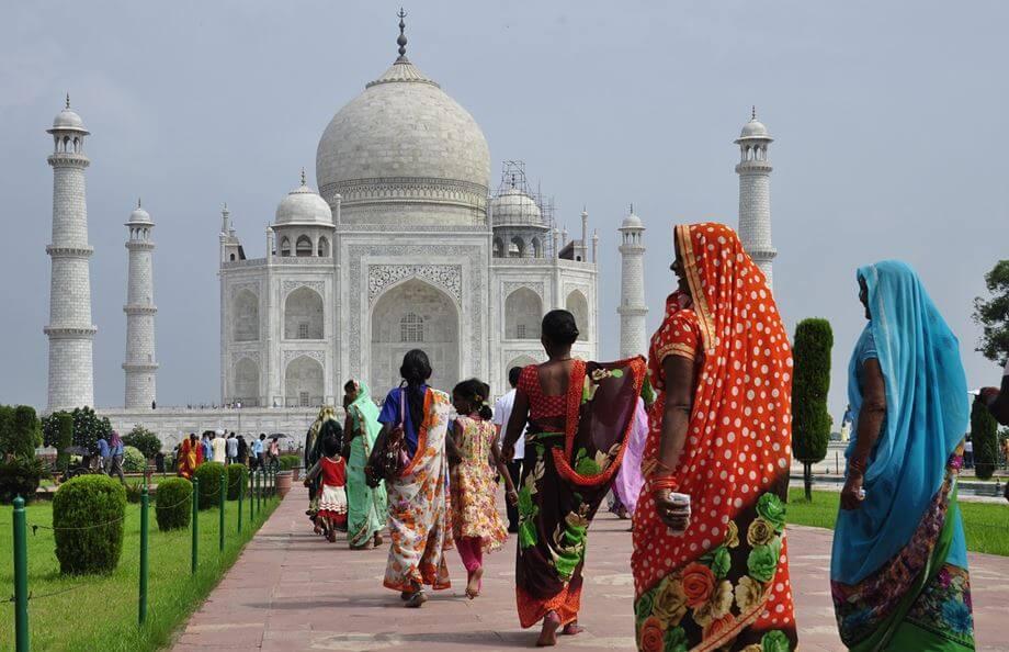 Tadž Mahal u Indiji